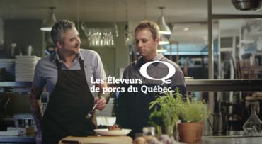 Les éleveurs de porc du Québec