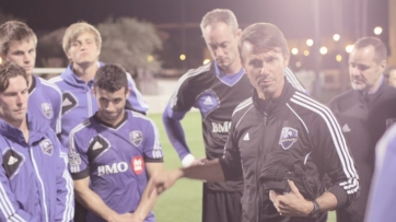 Impact : the road to the MLS
